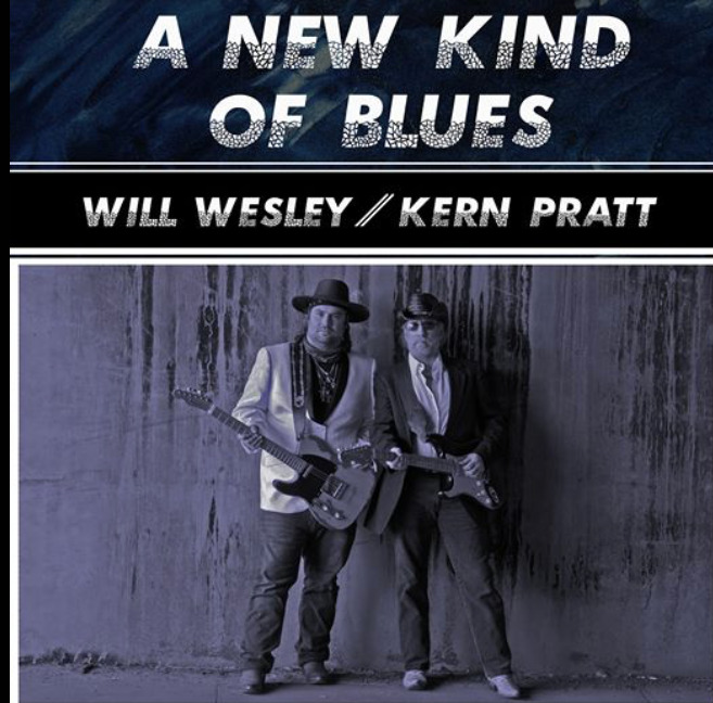"""A New Kind of Blues"" is released today!"